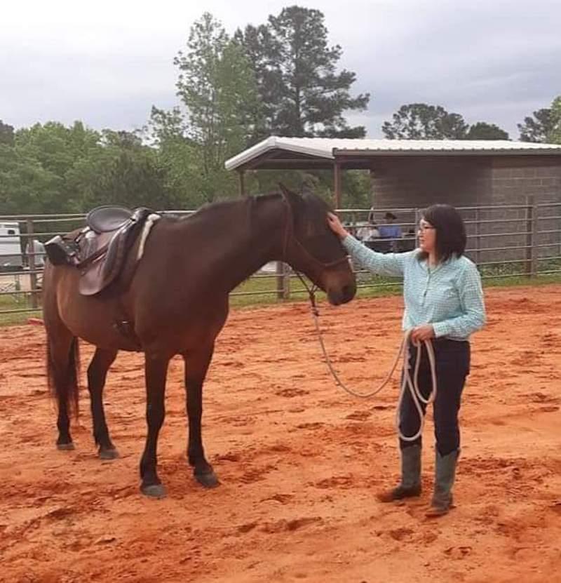 Julie and Randy horsemanship clinic 2019 (2).jpg